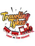 Traveling Tykes Logo Your #1 Fun Source