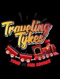 Traveling Tykes Logo Your #1 Fun Source