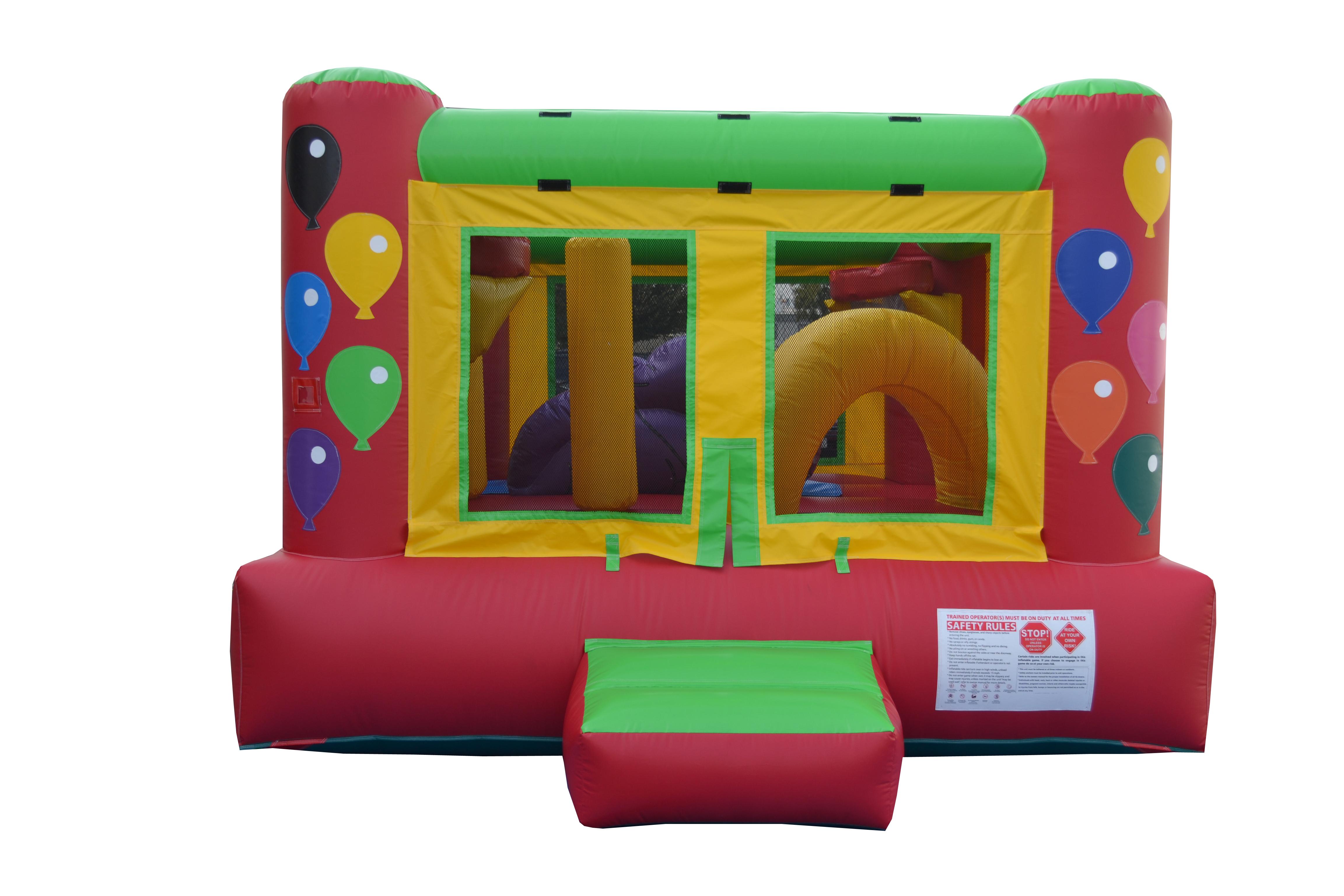 small inflatable moonwalk rental