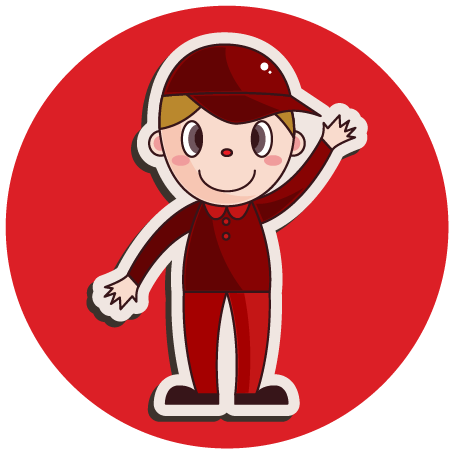 Clean Up icon - Traveling Tykes Entertainment Rental