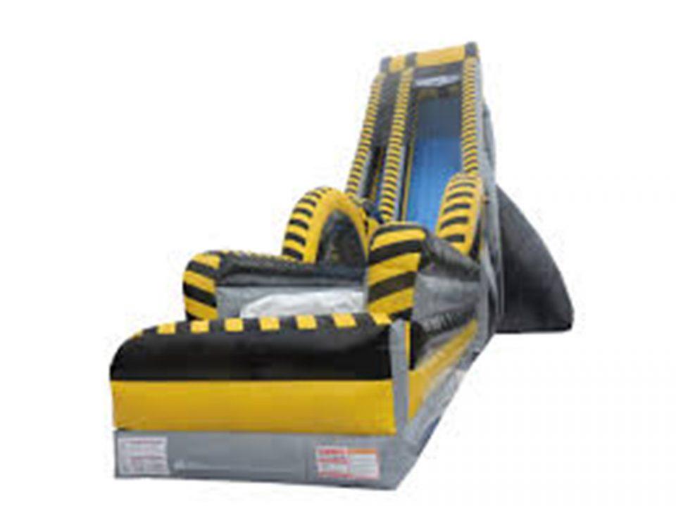 Full Throttle Inflatable Giant Slide Rental
