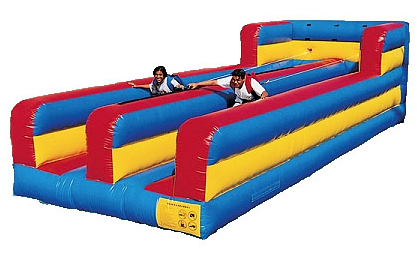 Bungee Run Inflatable Interactive Challenge for 2 Players