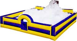 Foam Pit Inflatable Filled with Foam Carnival Rental
