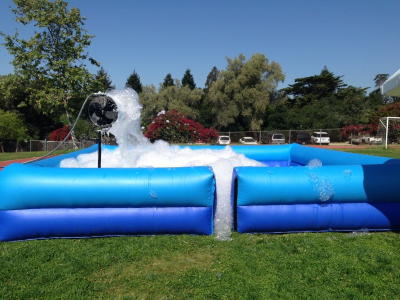 Foam Pit Inflatable Rental