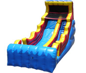 Mungo Surf Slide Inflatable Carnival Rental