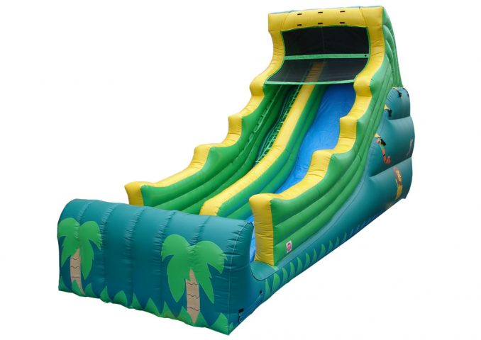Inflatable Mungo Surf Slide for Kids