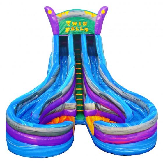 Twin Falls Inflatable Water Slide Rental