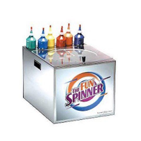 Spin Art Spinning Turntable Carnival Game Rental