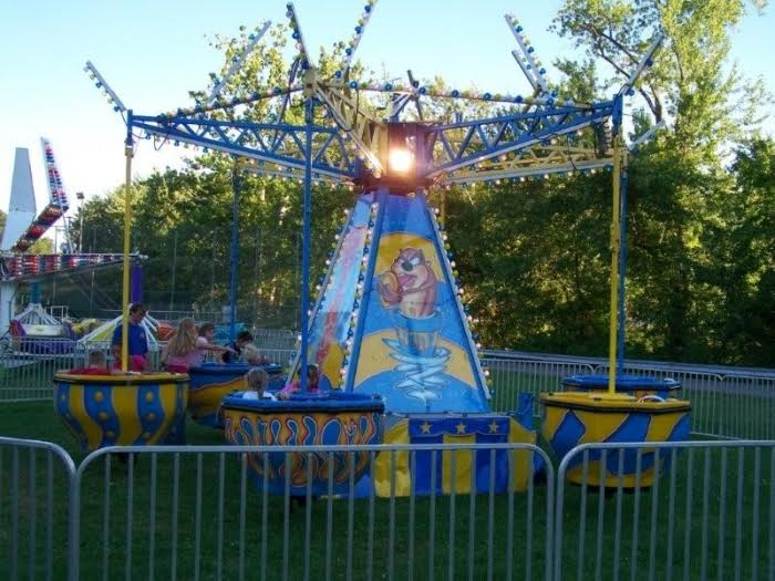 Spinner Carnival Ride Rental