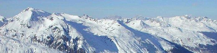 Virtual Reality Alps Mountains