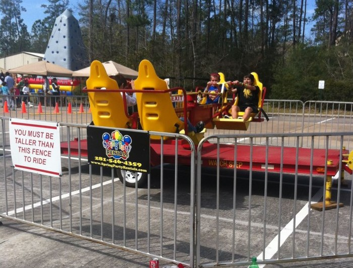 Wizzer Speed Ride for Carnivals