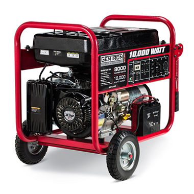 Portable Large Generator rental for your carnival