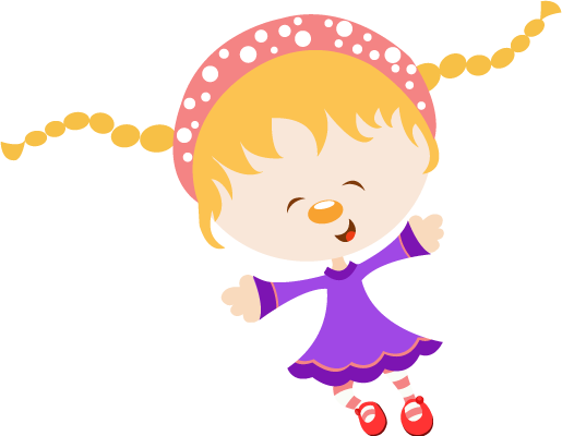 Girl Jumping - Traveling Tykes Entertainment Rental