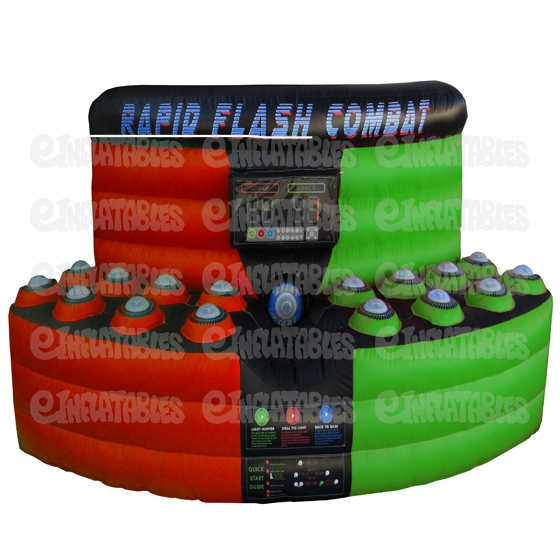 Inflatable IPS Rapid Flash Carnival Game