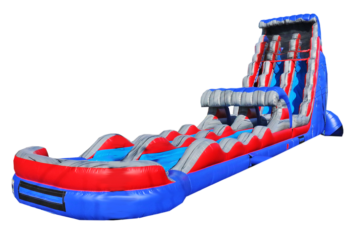 WS1060-27 Ft Kai Water Rush with Slip and Slide-HR-01