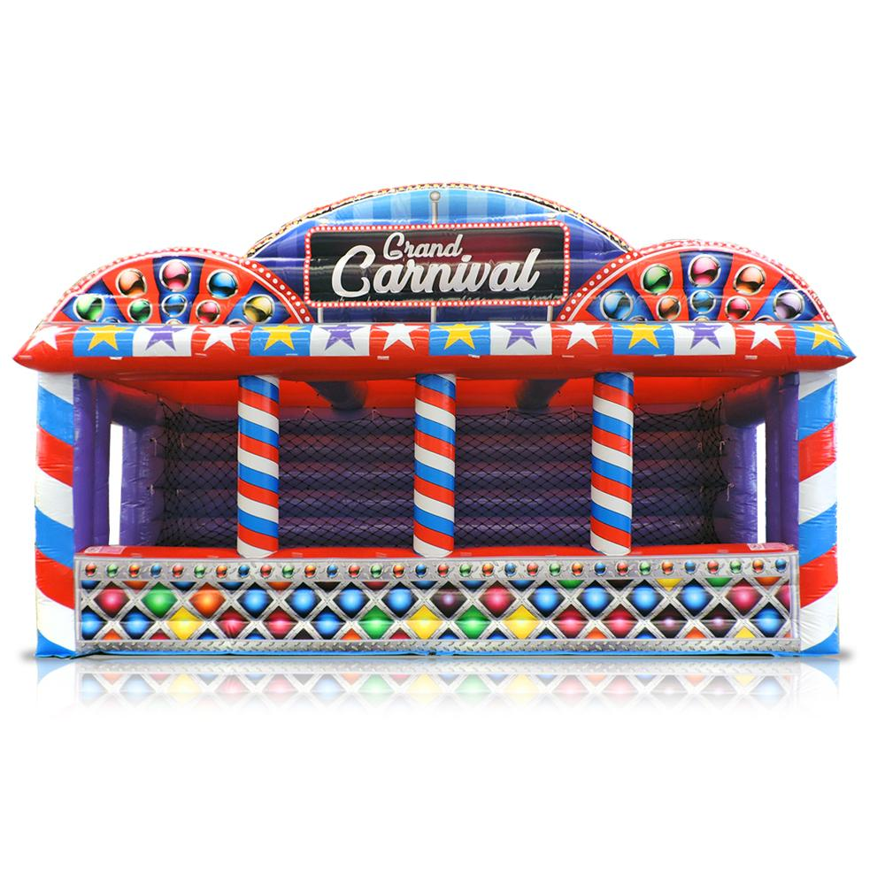 carnvial booth inflatable